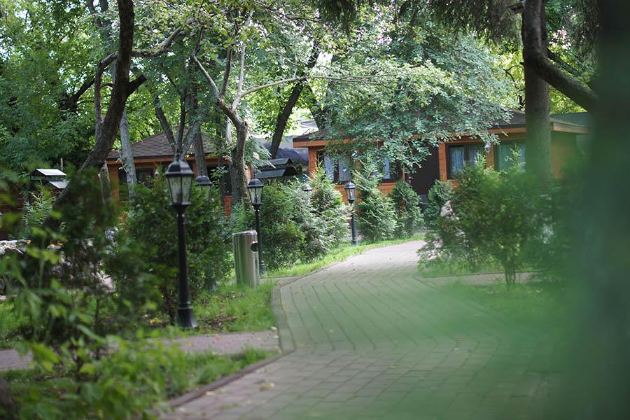 Ресторан «Усадьба lounge & terrace»