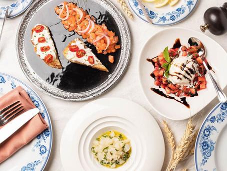 С 23 июля в рамках Moscow Restaurant Week в ресторане Nikita будут угощать тремя новыми тартарами.