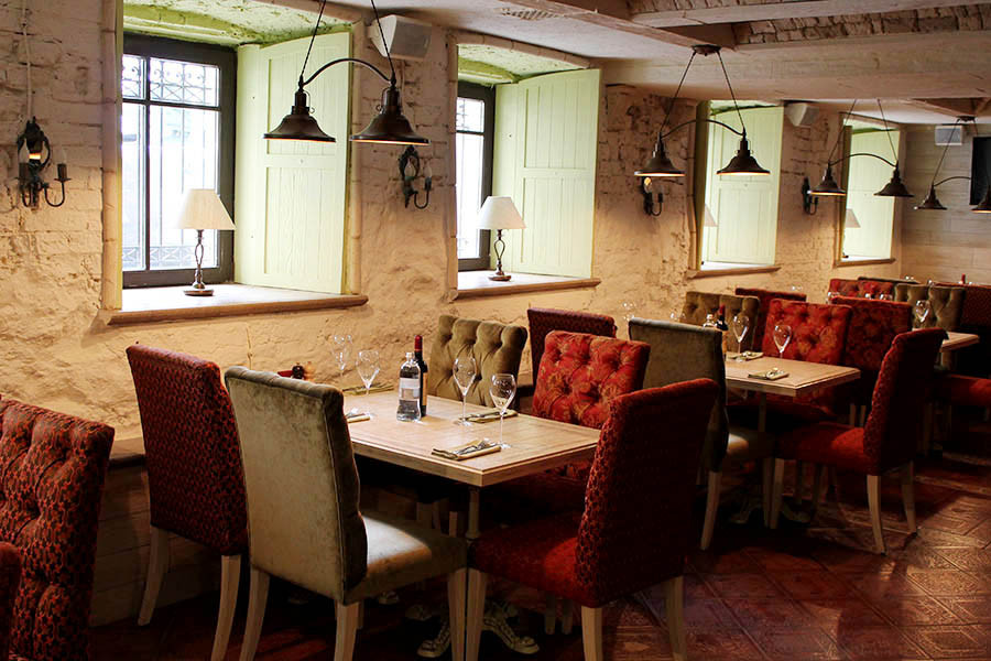 Ресторан Chateau Bobroff
