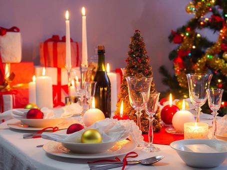 Правила составления новогоднего меню