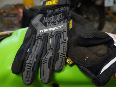 Best Adventure and Dual Sport Gloves: Mechanix M-Pact