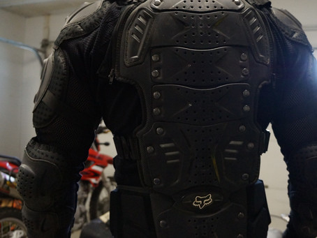Beginner Adventure and Dual Sports Armor