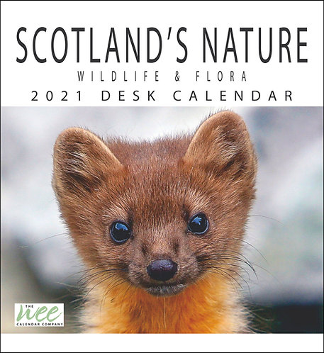 Scotland's Nature 2021