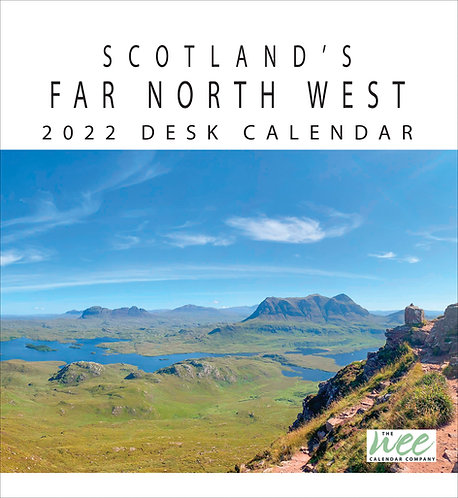 Coming soon. Scotland's Far North West 2022