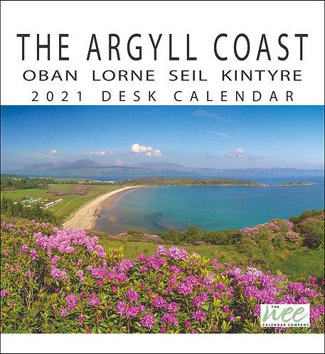 The Argyll Coast 2021