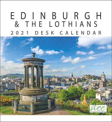 Edinburgh & The Lothians 2021