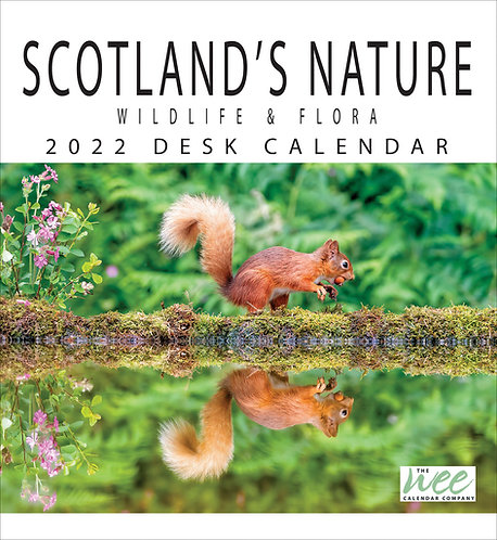 Coming soon. Scotland's Nature 2022
