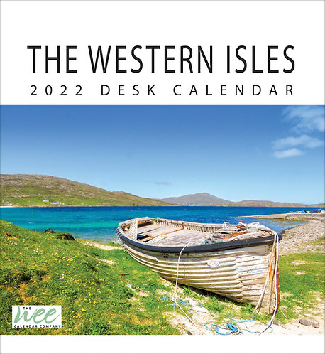 Coming soon. The Western Isles 2022
