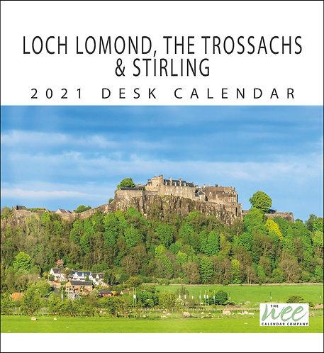 Loch Lomond, The Trossachs & Stirling 2021