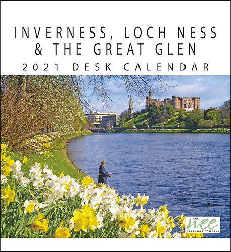 Inverness & The Great Glen 2021