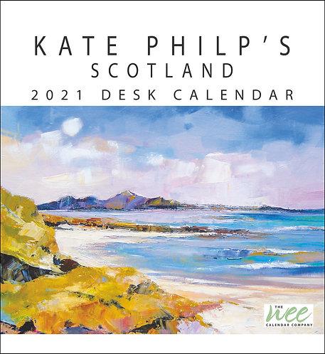 Kate Philp's Scotland 2021