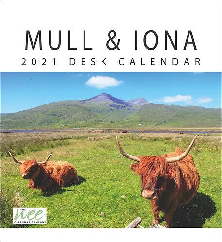 Mull & Iona 2021