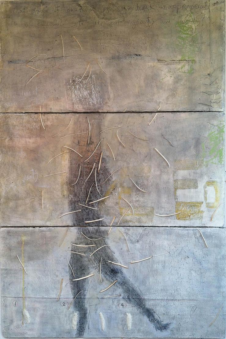 Vanishing Point, Triptych