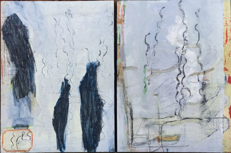 Release, Diptych