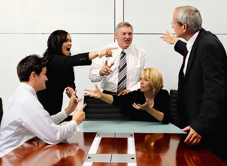 Dealing with dysfunction in your team