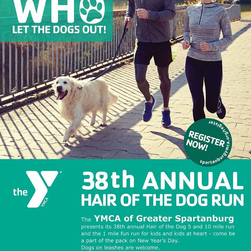 38th Annual Hair of the Dog Run