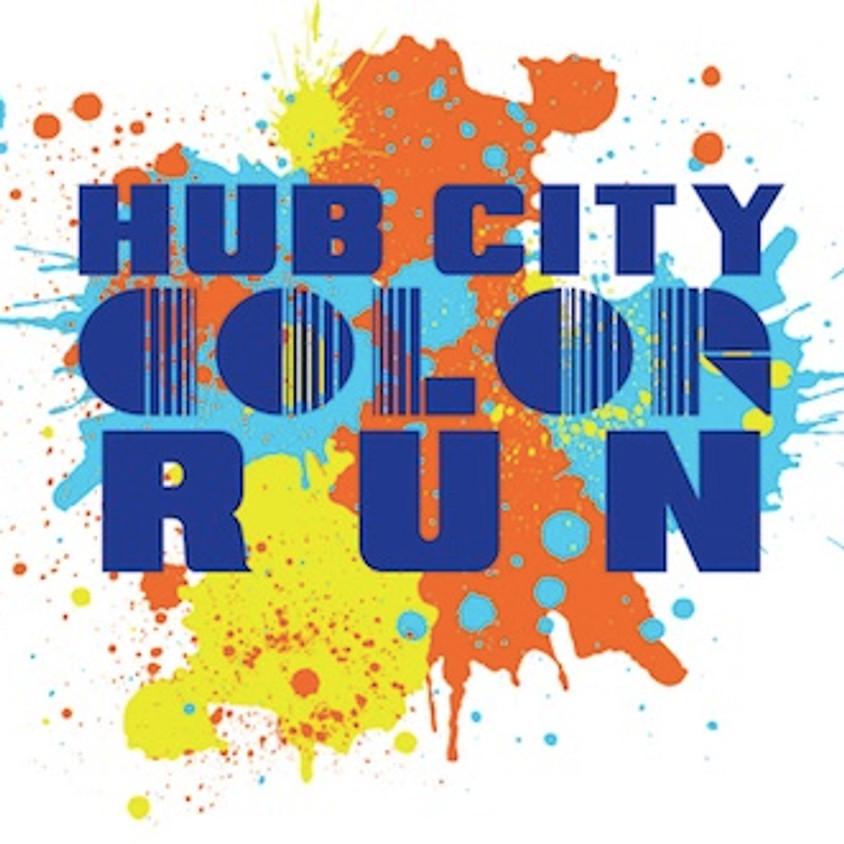 Hub City Color Run
