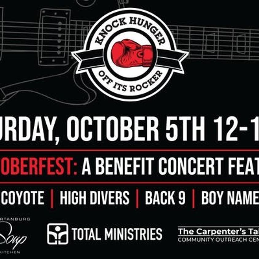 RJ Rockers presents ROCKTOBERFEST