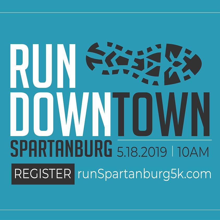 Run Downtown Spartanburg 5K