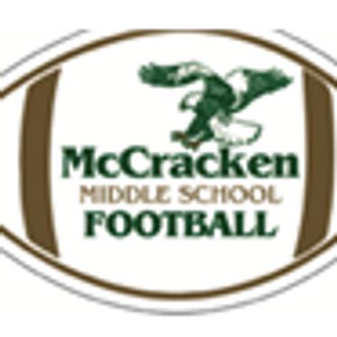 McCracken 7th Grade Football vs. Fairforest