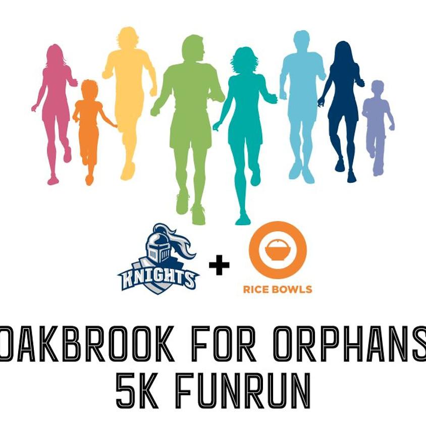 Oakbrook for Orphans 5K Fun Run