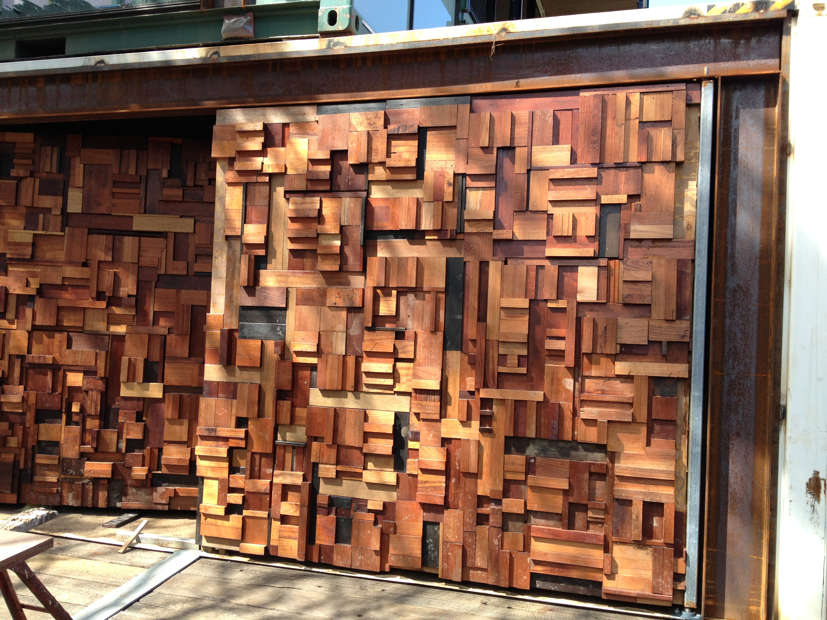 Timber Wooden Tiles Brisbane