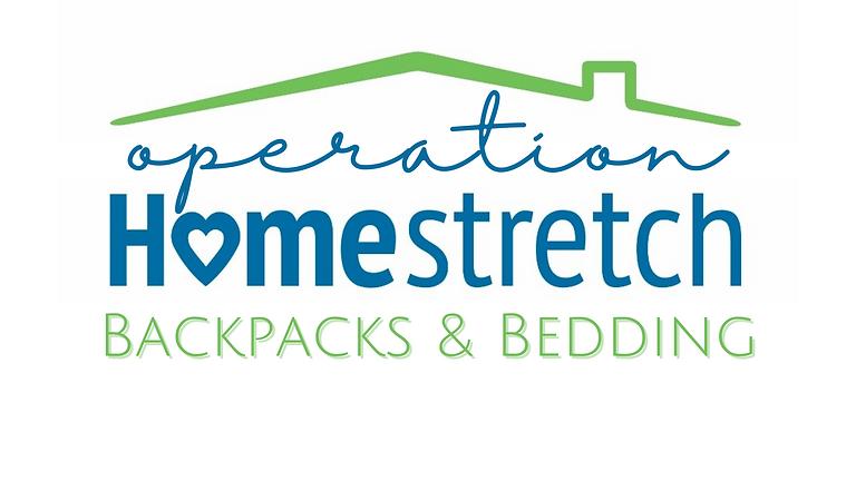 Homestretch Backpack Drive