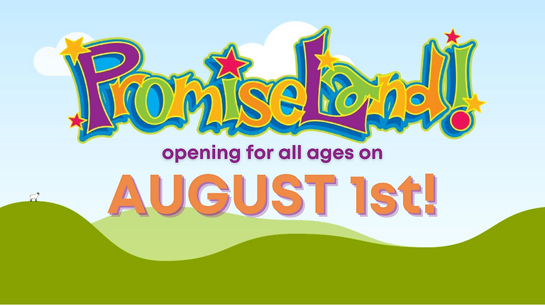 PromiseLand Kids Reopening