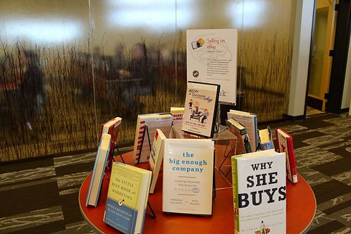 Increasing Library Usage through Strategic Merchandising