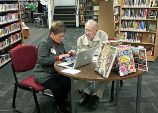 "The ""Silver Tsunami"" and Your Library – Don't Get Swept Away!"