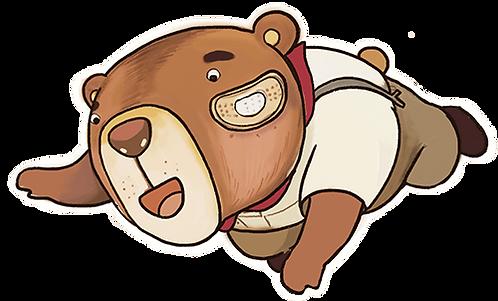 玩轉城市 波克熊