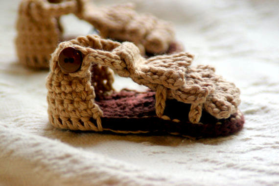 Moccasin Sandals 1