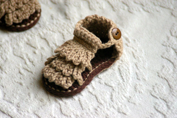 Moccasin Sandals 3