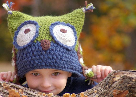 owl hat 3