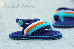Baby Flip Flops 2