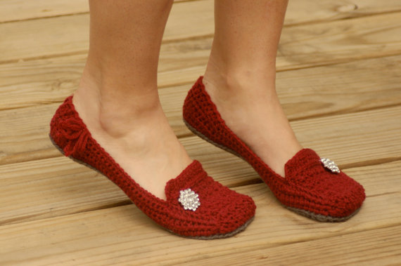 Lovely Lady Loafers 4