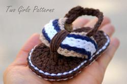 Baby Flip Flops 1
