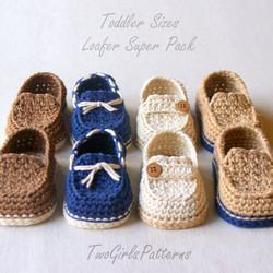 Toddler Loafer Super pack 1