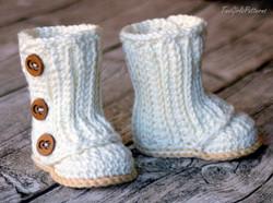 Wrap Boots 1