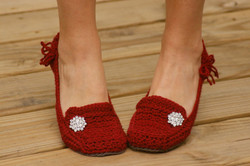 Lovely Lady Loafers 1