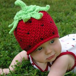Strawberry Hat 2