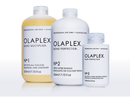 What is Olaplex?? How does it work??