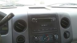 2006 f150 DASH