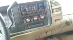 96 chev seburb radio