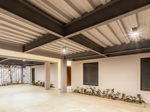 arquitectura-metal-entrepiso-remodelación-vigas-cálculo estructural-estructura
