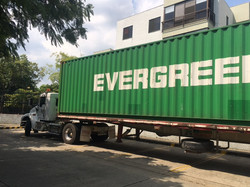 Container to Cali Col