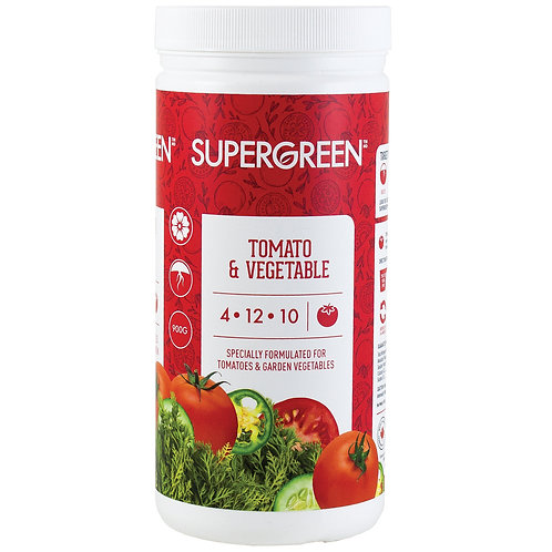 Tomato & Vegetable | 4-12-10