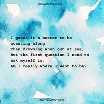Excerpt from 'Adrift'