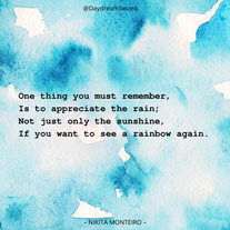 Excerpt from 'Rainbows'