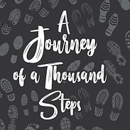 A Journey of a Thousand Steps by Nikita Monteiro is on sale worldwide